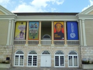 The refurbished Montego Bay Civic Centre is home to National Gallery West, which also has space for performances and a bistro. The effort has received strong support from the Montego Bay Arts Council, headed by hotelier Josef Forstmayr. (Photo: Facebook)