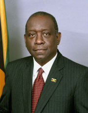 Member of Parliament Derrick Smith ably chaired the meeting.