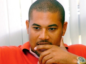 Mikael Phillips, Member of Parliament for    and son of Finance Minister Peter Phillips, is an intelligent young man. I think he can do better when speaking to his party supporters. Get away from that tribalistic thinking! (Photo: Gleaner)