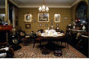 This is my idea of a parlor.