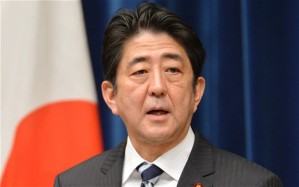 Japan's Prime Minister Shinzo Abe will visit Trinidad and Tobago soon. (Photo: AP)