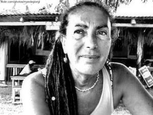 Maria Gullotta works hard for the rehabilitation of prisoners in Jamaica.