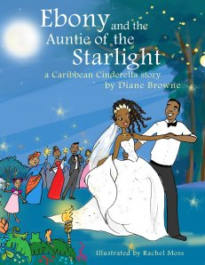 """""""Ebony and the Auntie of the Starlight"""" is also out on Kindle. Another delightful book for young people from Diane Browne."""
