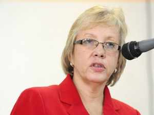 Carolyn Gomes, Executive Director of the Caribbean Vulnerable Communities Coalition (CVC).