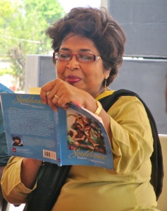 """Jean Lowrie-Chin reads from her inspiring book """"Souldance."""""""