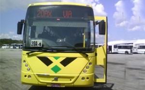 A JUTC bus.