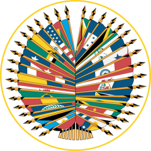 Seal of the Organization of American States.