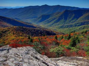The beautiful Appalachians in North Carolina are the oldest mountains in the United States. (Photo: mountain professor.com)