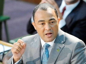 "Christopher Tufton heads the Caribbean Policy Research Institute, a local think tank. He was quoted in the media as saying he has no intention of being a ""half-Senator."" (Photo: Gleaner)"