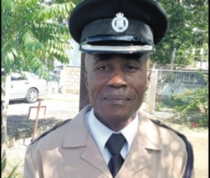 "Senior Superintendent of Police Egbert Parkins says he has ""no reason to believe"" that police officers told Fahdeen Ferguson he could leave."