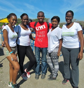 The charming team from ECC) Magazine. Get your copy today!