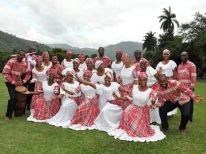 The Jamaican Folk Singers.