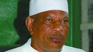 Yasin Abu Bakr, leader of the Jamaat al Muslimeen in Trinidad.