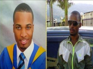 It is just over a year since Mario Daley, 25  (left) and Curtis Martin, 27, were abducted at gunpoint from their St. Andrew home. Three men are on gun charges, but these young men have never been found.