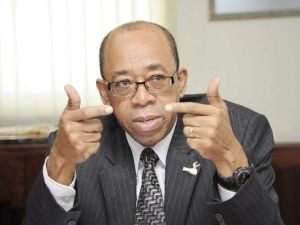 Former Financial Secretary and Chair of the PetroCaribe Development Fund Dr. Wesley Hughes (Photo: Gleaner)