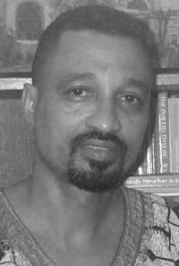 Guyanese Muslim leader Gerald Perreira.