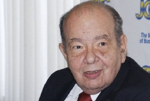 "Francis ""Paco"" Kennedy, President of the Jamaica Chamber of Commerce, died in Florida Sunday aged  74. (Photo: Jamaica Observer)"