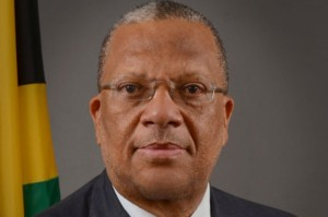 Opposition Finance Spokesman Peter Phillips.