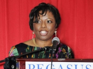 Cecile Watson was dismissed as Managing Director of the NHT in November, 2013 - for an allegedly unauthorized expenditure for the refurbishing of NHT's offices. (Photo: Gleaner)