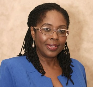 Angela Brown-Burke, chairman of the KSAC and vice president of the PNP. (Photo: Loop Jamaica)