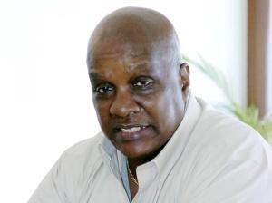 Businessman and former operator of Outameni, Lenbert Little-White.