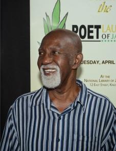 Professor Mervyn Morris is Jamaica's Poet Laureate. (Photo: Southern World Arts News)