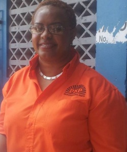 Venesha Phillips, the outspoken PNP councillor for the Papine Division. (Photo: Loop Jamaica)