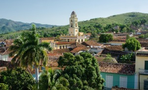 One of Cuba's many attractions, the historic town of Trinidad is a UNESCO World Heritage Site. It was founded by the Spanish conqueror Diego Velázquez in 1514.