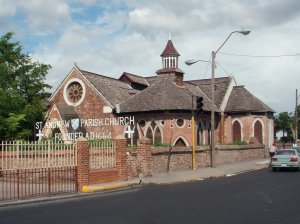 St. Andrew Parish Church.