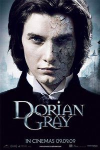 Dorian Gray, the beautiful and corrupt. Here is a picture from one of the horrendous film versions (this one was in 2009).