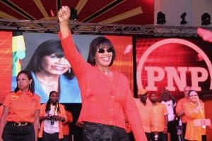 Prime Minister Portia Simpson Miller. (Photo: Loop Jamaica)