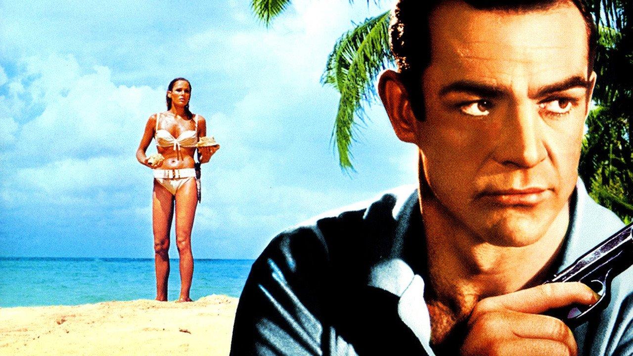 James bond movies are
