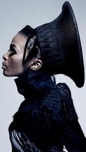 Modern Xhosa fashion.