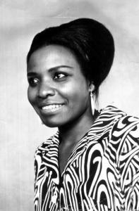 Josephine Moikobu - Miss Kenya 1968