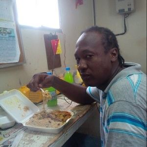 Alton Lampart was about to leave for work at Jamalco, when a lone gunman walked up and shot him and then ran. (Photo: Loop Jamaica)