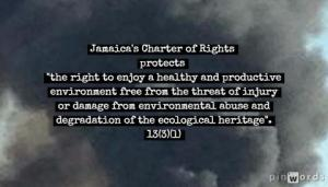 Our environmental rights!