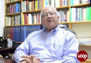 Opposition Spokesman on Justice Delroy Chuck, MP. (Photo: Loop Jamaica)