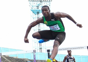 Calabar High School's Michael O'Hara won four gold medals at Boys' Champs and is Digicel's latest Athletics Brand Ambassador. (Photo: Loop Jamaica)