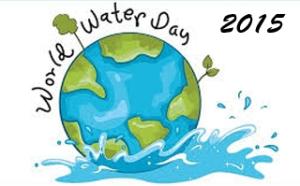 World Water Day 2015.
