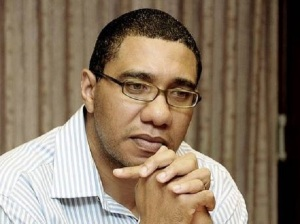 Opposition Leader Andrew Holness now has an uphill task in rebuilding his party before the next general elections appear on the horizon. (Photo: Loop Jamaica)
