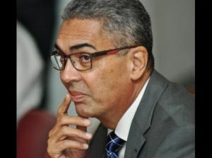 Co-chairman of the Economic Programme Oversight Committee, Richard Byles. (Photo: Jermaine Barnaby/Gleaner)