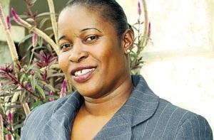 Former Mayor of Lucea Shernet Haughton.