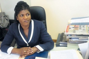 Gladys Brown Campbell was an effective head of CISOCA, open and communicative. She is now working at a low-key desk job, I understand. (Photo: Jamaica Observer)