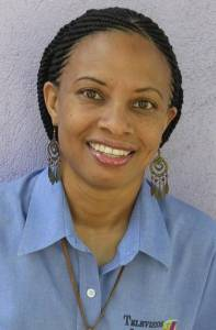 Dionne Jackson Miller heads the Press Association of Jamaica.