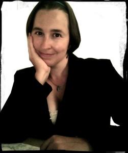 Mazarine Treyz, Founder of Wild Woman Fundraising.