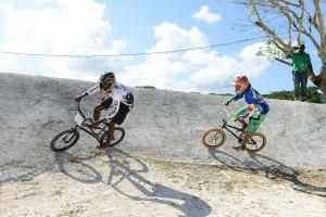 BMX cycling in Jamaica. (Photo: Digicel Foundation)