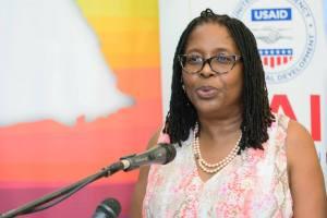 Mayor of Kingston & St Andrew Angela Brown Burke lent her valuable support.