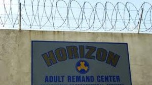 The Horizon Adult Remand Centre was built on the site of the state-owned artisanship initiative Things Jamaican during the 1990s. A productive place, turned into a prison.