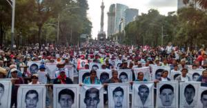 Despite ongoing mass protests, the Mexican government has been very slow to investigate the disappearance of 43 student teachers almost a year ago.