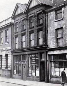 Priscilla White grew up  above a hairdressers' shop on Scotland Road, Liverpool.  (Photo: Liverpool Echo)